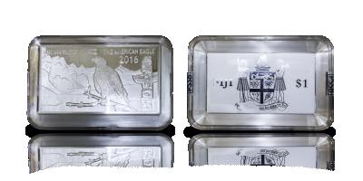 2016 American Eagle Silverbar