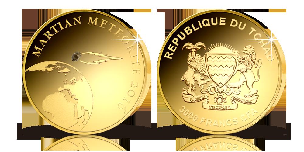 Mynti 99,9 % guld