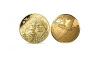 €50 Spitfire_guldmynt