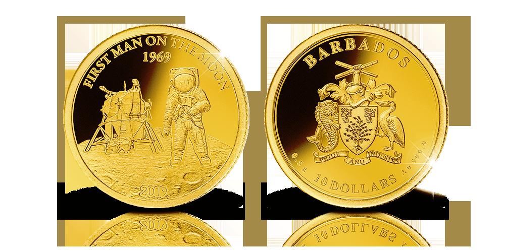 Armstrongs första steg på månen - 50 år sedan!