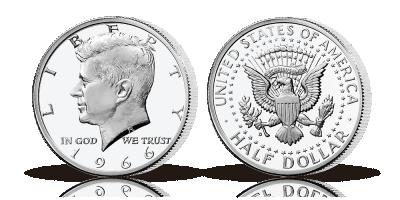 Amerikanska Silverdollar