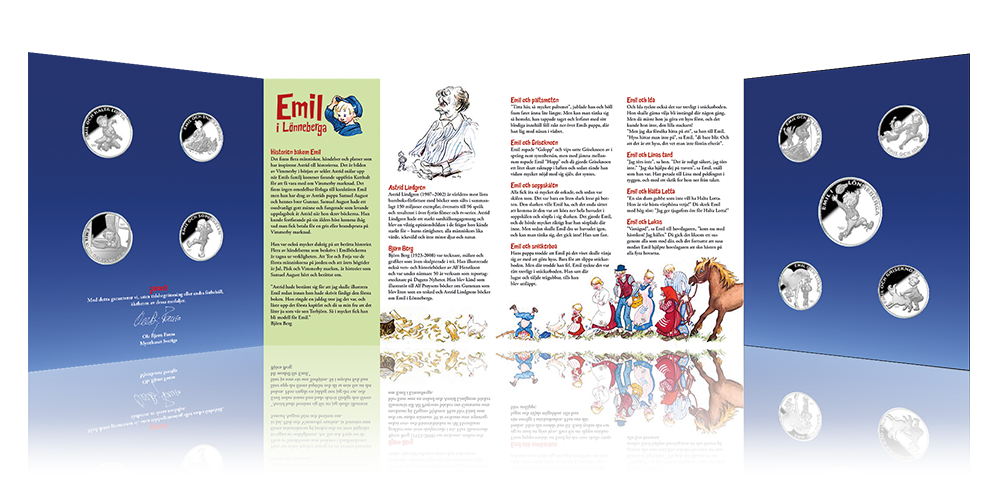 Emil-samlingsmapp