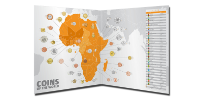 Coins of the World -Africa