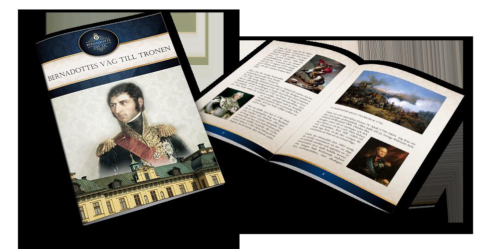 Bernadottes väg till tronen – den spännande historien om konungaätten Bernadotte