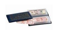 Praktiskt fickalbum till säker förvaring av dina sedlar