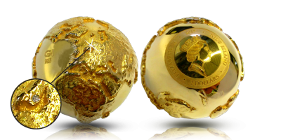 Golden Globe Coin 2017