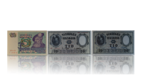 Tre sedlar med Gustav Vasa