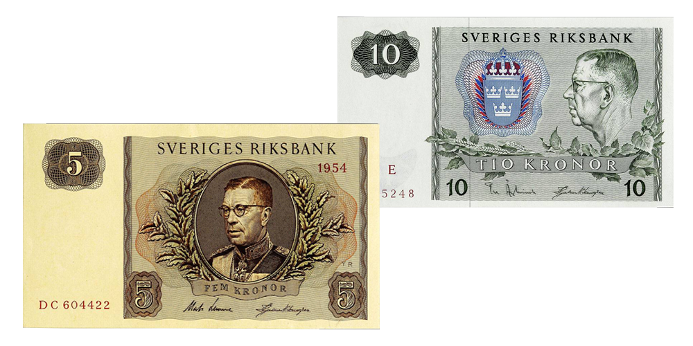 Gustav_VI_Sedelset_1954-1990_www