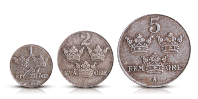 Iron Money Set 1942-50