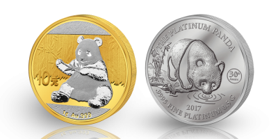 Panda Platinum jubileumsset