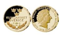 Bernadotte_guldmedalj_Karl_XIV
