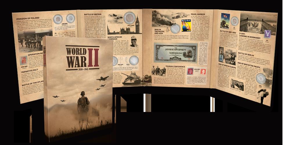 En komplett samling från andra världskriget