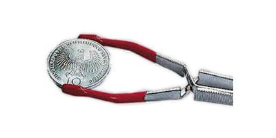 Mynt-medaljtång