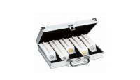 Myntbox med plats för 650 mynthållare