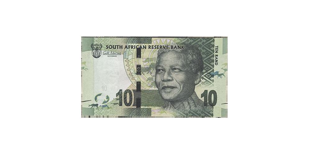 Nelson Mandela sedel