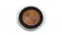 Skyddskapsel passar till mynt med en diameter på 29-76 mm. (2stk.)