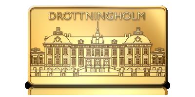 Sveriges Kulturarv Drottningholm 5 gram