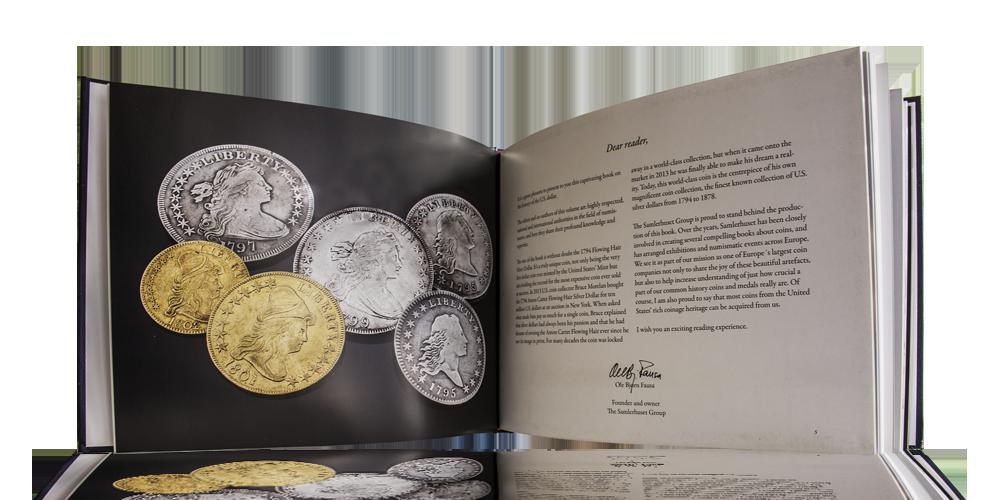 Spännande läsning i boken The rise of dollar
