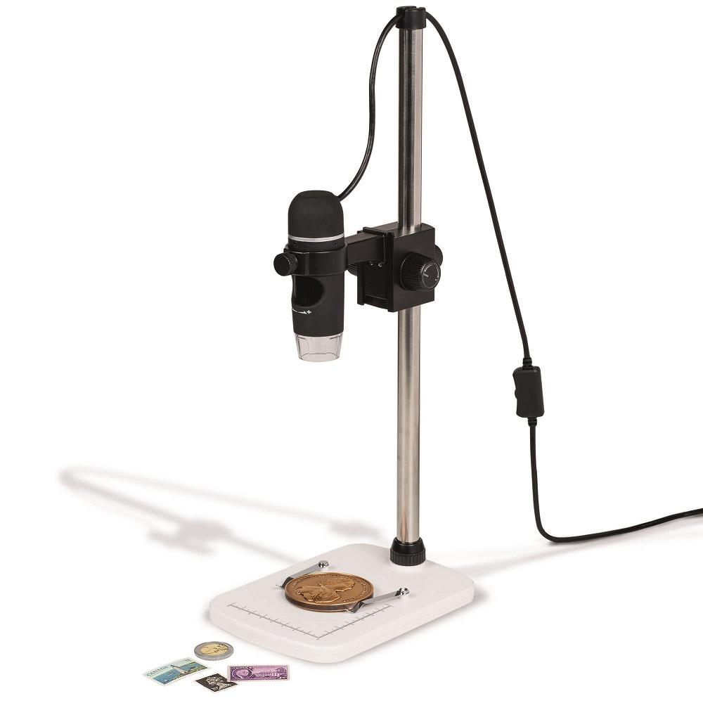 USB-digitalt mikroskop inkl. stativ