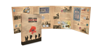WWI folder 1903-1918